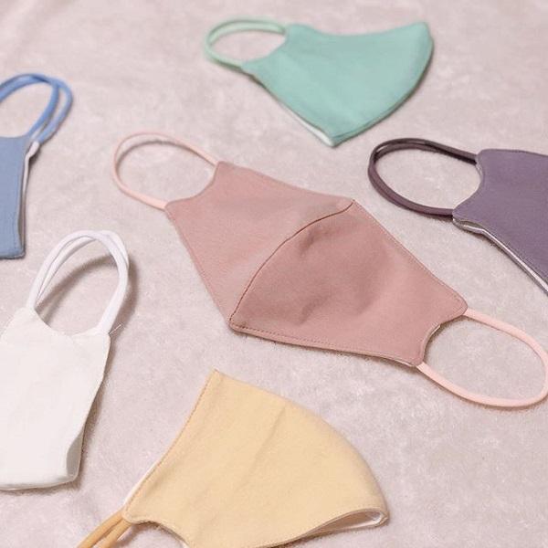 それどこで買ったの?Chuuの「布マスク」は何回でも洗って使えて、デザイン性も高いからパケ買いしそう!