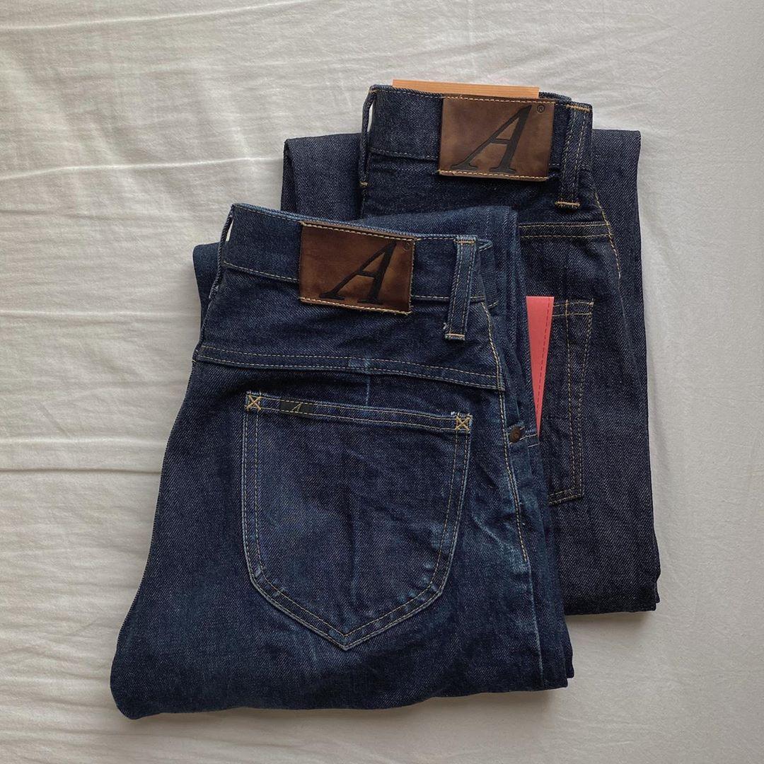 スタイルよく見える「デニム」が1着あれば無敵。ちょっと背伸びして買いたいブランド4つを集めました♡