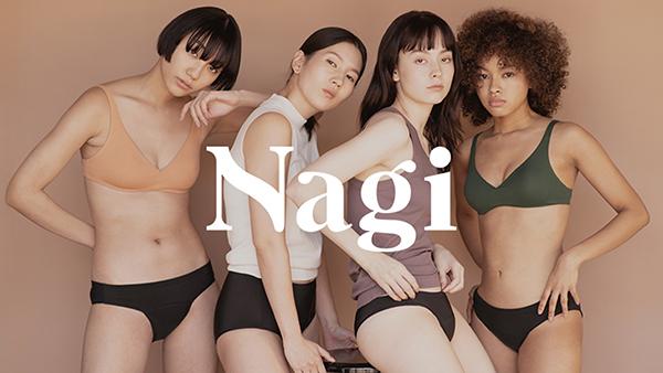 生理ストレスを緩和してくれる救世主かも。生理用品ブランド 「Nagi(ナギ)」の吸水ショーツが気になるんです