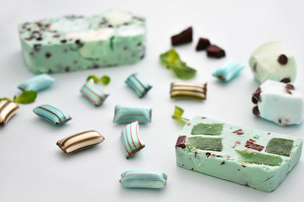 """""""ミントのレベル""""が異なるキャンディも…⁉今年も「パパブブレ」のチョコミントシリーズが見逃せないんです♡"""
