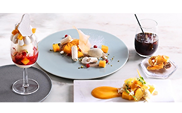 6月は旬のマンゴーが堪能できちゃう♡銀座のフルーツフルコース専門店「フルーツサロン」が営業再開!