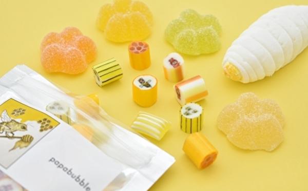 パパブブレに「はちみつ味」が勢ぞろい♩気分があがるビタミンカラー×ドキドキのサプライズアイテムをチェック!