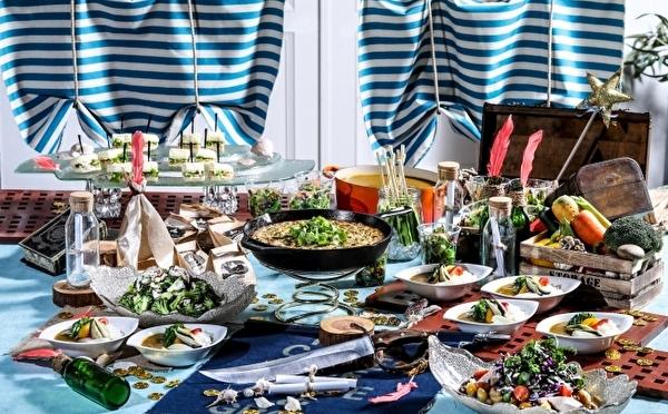 昼は妖精ランチ、夜は海賊ナイトが開催♩大阪アートグレイスウエディングコーストの夏イベントをチェック!