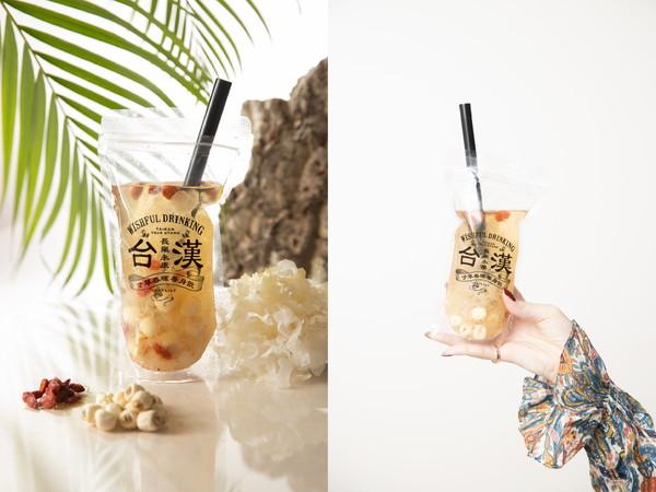 白きくらげジュースに食べるお茶!?台湾発漢方ブランド「デイリリー」が有楽町マルイにオープン♡