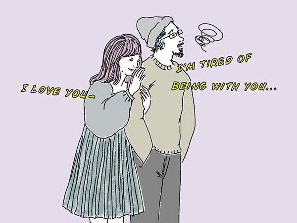 恋愛依存から抜け出せない...。自分を変えたいなら、周りの人たちの「声」に耳を傾けること!【恋する女の子のための相談室】