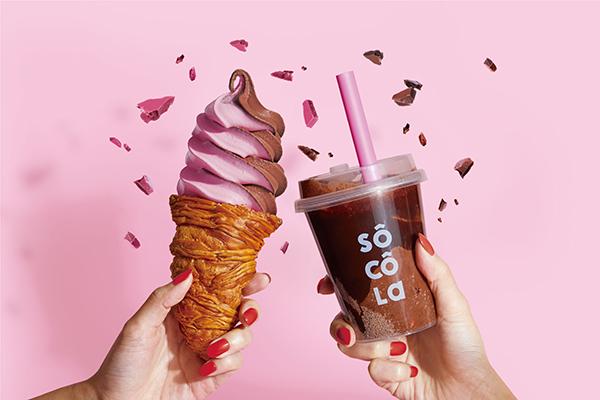 チョコ好きさんは必見…⁉♡「濃厚チョコレート専門店 ソコラ」が大阪「なんばCITY」にオープンします