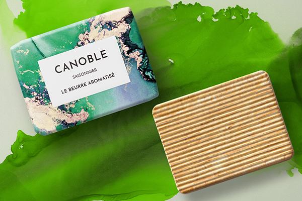 クラフトコーラとジンジャーエールの2種類。「カノーブル」からエキゾチックな刺激が香る夏のバターが登場
