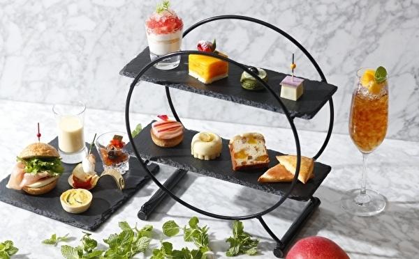 夏のヌン活にぴったり♡ホテル雅叙園東京の夏季限定アフタヌーンティーはさっぱり食べられちゃうラインナップ♩