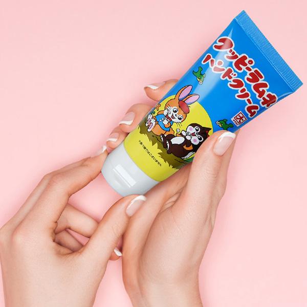 あの昭和レトロの「クッピーラムネ」がハンドクリームになった…!ヴィレヴァンオンラインで買えちゃいます