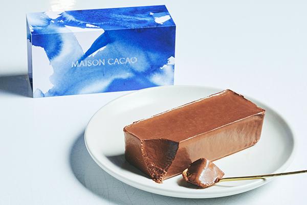 口に入れた途端にトロけてなくなっちゃう…⁉♡「メゾンカカオ」から夏にぴったりの「生チョコムース」が登場