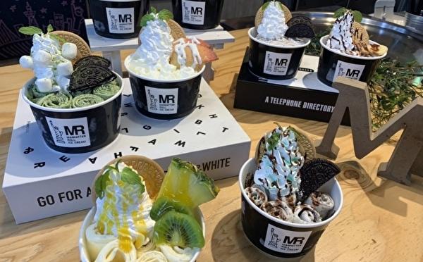 マンハッタンロールアイスクリームが有明ガーデンにOPEN!店舗限定メニューはナチュラルなアースカラー♡