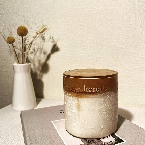 そのグラスどこの?って聞かれちゃう♡おうちカフェがランクアップする「here」のオリジナルグッズが気になる