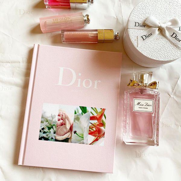 あの「Dior」のノートが雑誌付録になるなんて…♡高見えするノートを使って自分磨きにチャレンジしてみない?
