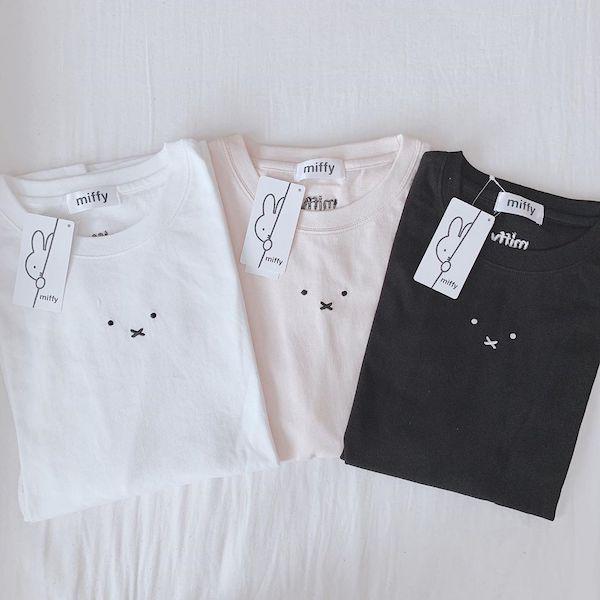 大人女子も着たくなる♡シンプルかわいいアベイルの「ミッフィーT」が1200円で買えちゃうって知ってた?
