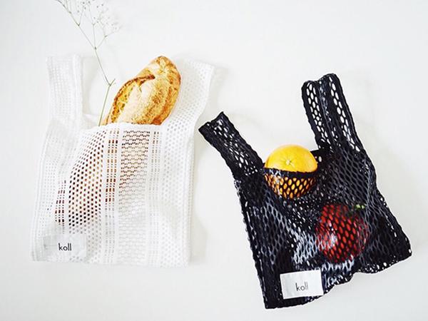 このサイズ感が欲しかった!「koll」の小さめバッグはお散歩やコンビニへのお供におすすめです◎