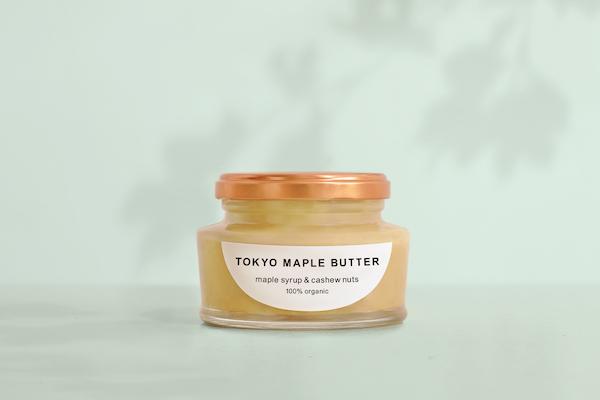 甘いのにカロリー控えめなんてうれしすぎ♡トーストに塗って食べたい「TOKYO MAPLE BUTTER」はいかが?