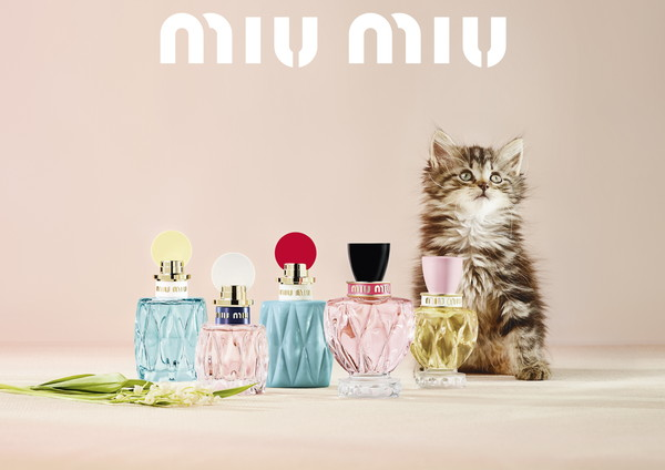 ミュウミュウのミニ香水が数量限定で発売♡いい香りと話題を呼んだ香水が帰ってきました♪