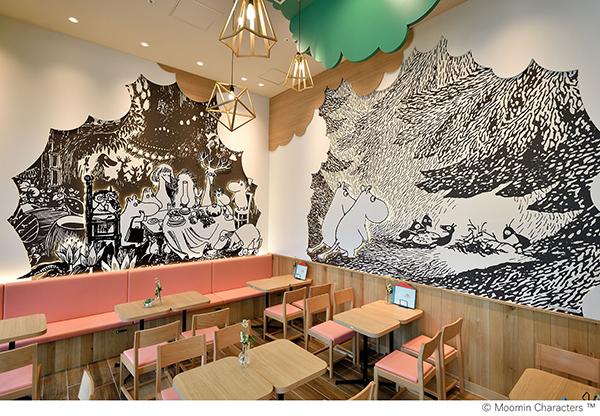 「ムーミンカフェ」のソラマチ店がグランドオープン!夏限定のメニューやかわいいマグカップも見逃せません♡