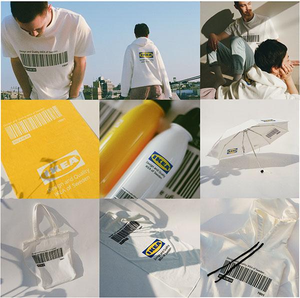 イケア史上初!オフィシャルロゴがデザインされたアパレル&グッズが登場。IKEA原宿で7月31日~先行販売開始