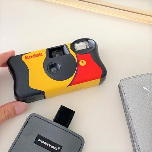 お出かけのお供に連れて行きたい「Kodak」のフィルムカメラって?写ルンですの次にきそうな予感なんです♡