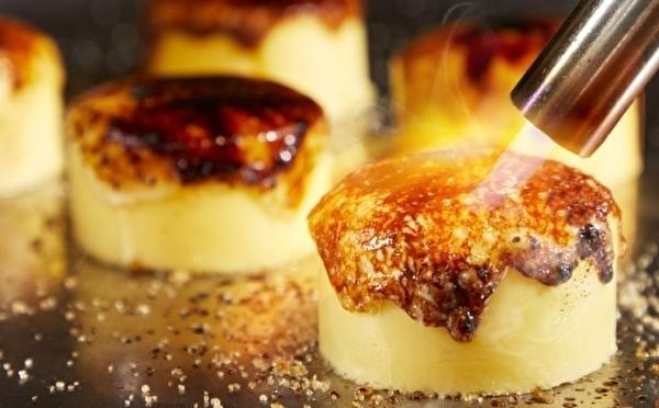 できたてのパリとろ「バスチー」は見逃せない♡チーズスイーツ専門店「マルーチーズ」がなんばCITYにオープン