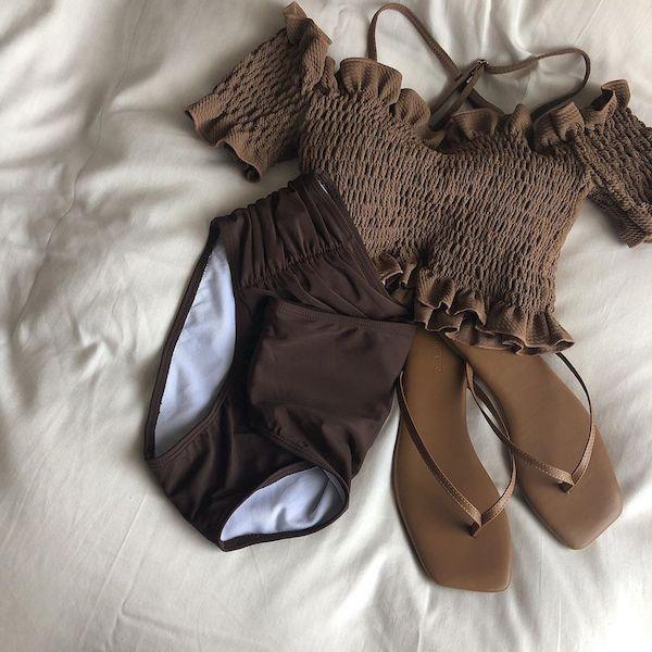 お手頃価格なのにトレンド感満載!大人のスイムウェアを提案する「SEA DRESS」で今年の1着をゲットしよ♡