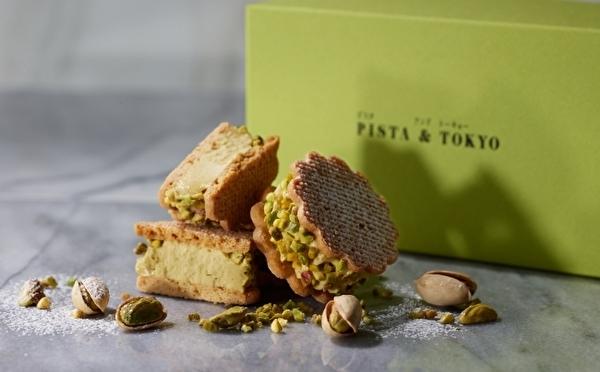 ピスタチオ好きは見逃せない♡新スイーツブランド「PISTA&TOKYO」が東京ギフトパレットにオープン♩