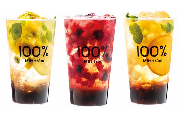 ゼリーと果実いっぱいで食べ応えも◎「生タピオカ専門店モッチャム原宿店」に夏季限定で3種のレモネードが登場