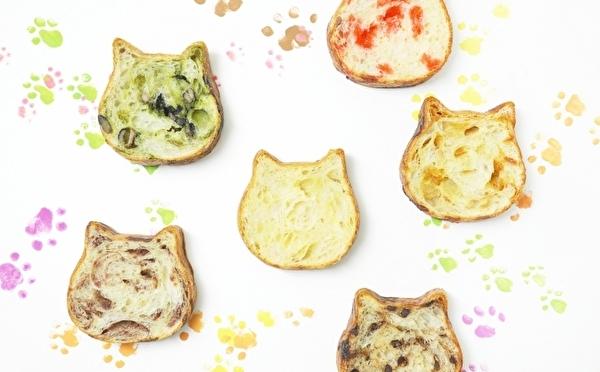 東京でしか買えないデニッシュ食パンは見逃せない♡ねこの形の新ブランド「東京ねこねこ」が銀座にOPEN