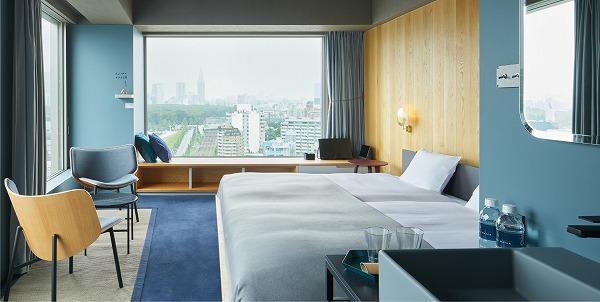 """""""都会の喧騒を忘れるホテル""""が渋谷の駅前にオープンするって本当?「sequence MIYASHITA PARK」が気になる"""