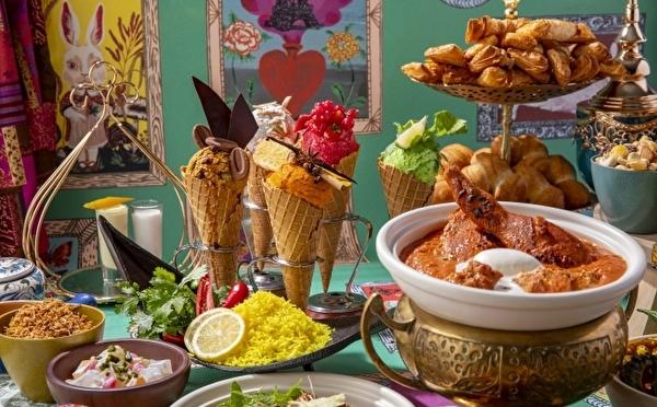 カレー&アイスクリーム、最強の組み合わせ♡ヒルトン東京の新ランチフェアは甘辛×冷熱で無限ループしそう♩