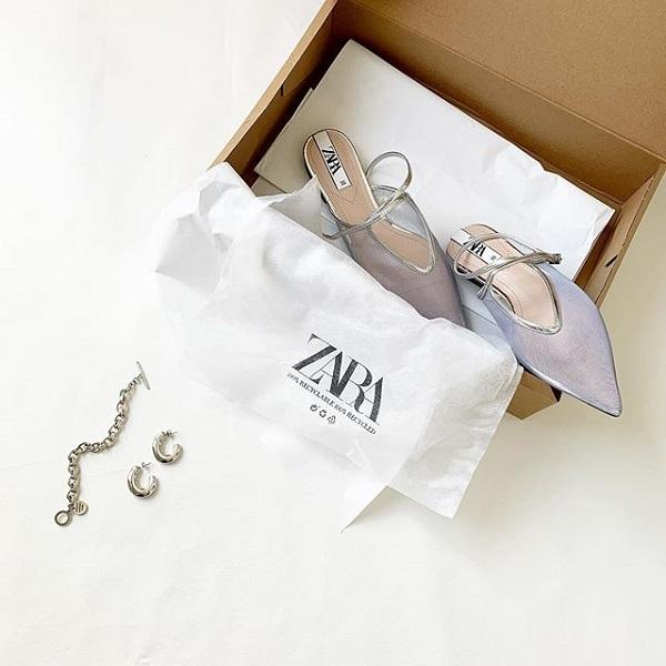 ZARAの「高見えサンダル」は買わないと後悔する!持っておいて損しないアイテムは、売り切れる前にGETして♡