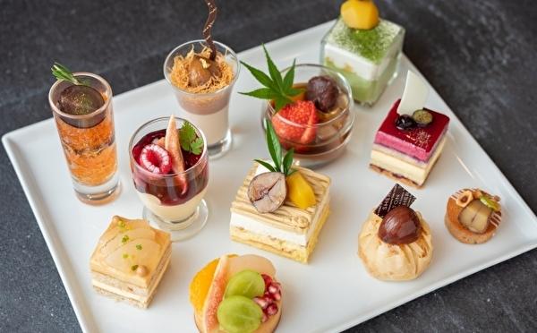 週末はちょっと贅沢したいあなたに♡横浜ベイシェラトンで「栗」が主役のオーダーブッフェが9月スタート!
