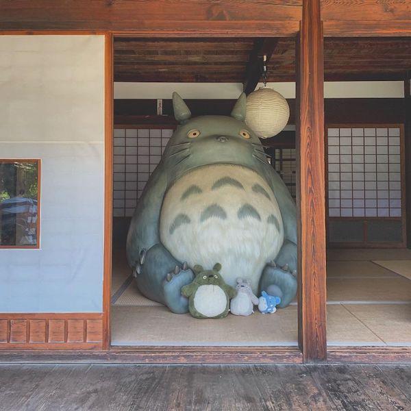 本当にトトロいたんだもん♡ジブリ作品のモデルになったといわれる日本のスポットを5つご紹介します◎