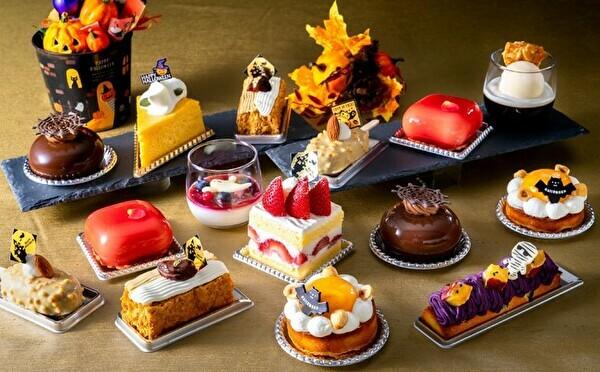 秋の味覚&ハロウィンスイーツを好きなだけ♩オーダー形式の秋ブッフェがホテル日航大阪にて土日祝限定で開催!