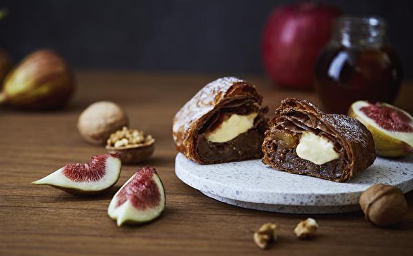 秋のティータイムに味わいたい♡焼きたてアップルパイ「RINGO」の贅沢いちじくパイが今年もお目見え♩