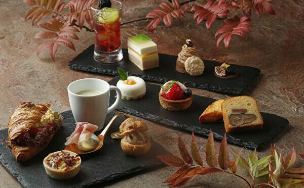秋の実りが一度に楽しめちゃう贅沢仕立て♩ホテル雅叙園東京の秋アフタヌーンティー&カクテルが9月スタート♡