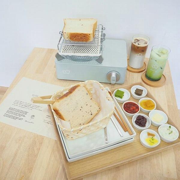 """韓国っぽ""""食パンカフェ""""が京都にオープン♡高級食パンを焼いて食べる「ぱんなり。」が気になります◎"""