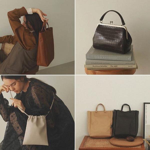 小物からそろえる秋支度。「トプカピエフォル」のバッグはZOZOのタイムセールでお得にGETできるものも…!♡