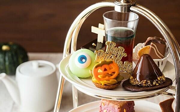 お好みのスタイルで楽しめるのが◎横浜ベイホテル東急の「ハロウィンフェア」が10月限定で開催されます♩