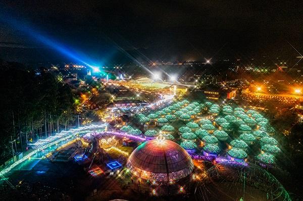 幻想的な光の世界で非日常の空間を堪能♡御殿場高原にイルミネーション「ひかりのすみか」が今年も登場!