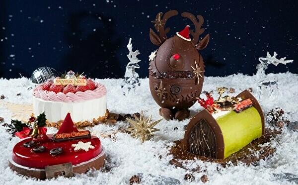 ケーキに隠されたサプライズもお楽しみ♩セルリアンタワー東急、2020年のクリスマスは「きら星」がテーマ!