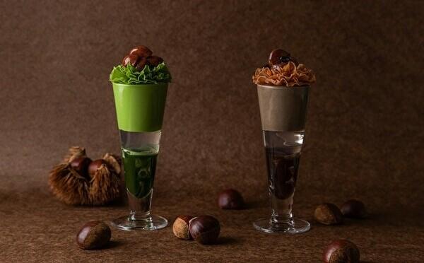 京都・茶寮FUKUCHAの秋冬限定「マロンと宇治茶」をチェック!1日10食限定のマロンパフェは見逃せません♡