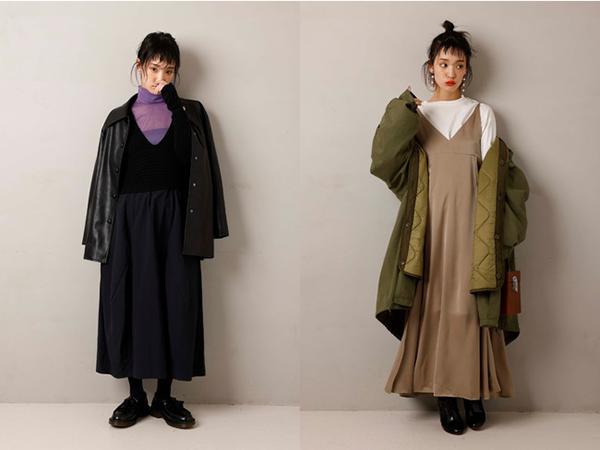 """""""色、着心地、着回し""""にこだわった新ブランド「STYLEVOICE for Ayame Goriki」がデビュー。"""