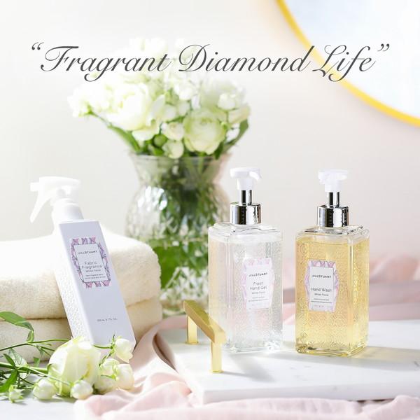 おうち時間がいい香りに♡ジルスチュアートで人気のホワイトフローラルの香りからハンドウォッシュなどが登場♪