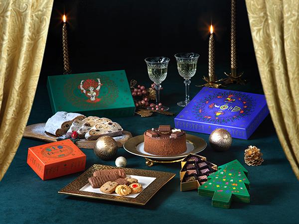 ホリデーシーズンの褒められギフトはこれかも♡「デメル」のクリスマス商品はパッケージのかわいさも◎です!