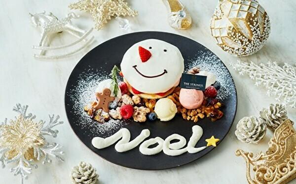 スノーマン、かわいすぎるんですけど♡ストリングス表参道のクリスマスコレクションは映え×ご褒美感たっぷり♩