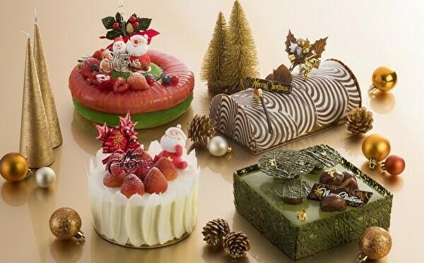 おうち時間を格上げする4種類♩京都悠洛ホテルMギャラリーに開業後初のクリスマスケーキがお目見えします♡