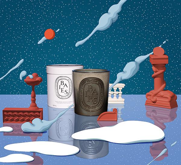 種類が豊富でどれを買おうか迷っちゃう♡「ディプティック」のホリデーコレクション第1弾が発表されました!