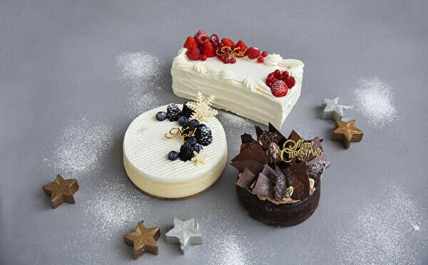 Megan bar&patisserieのクリスマスケーキは人気アイテムがベース♩連日完売の人気チーズケーキもお目見え♡
